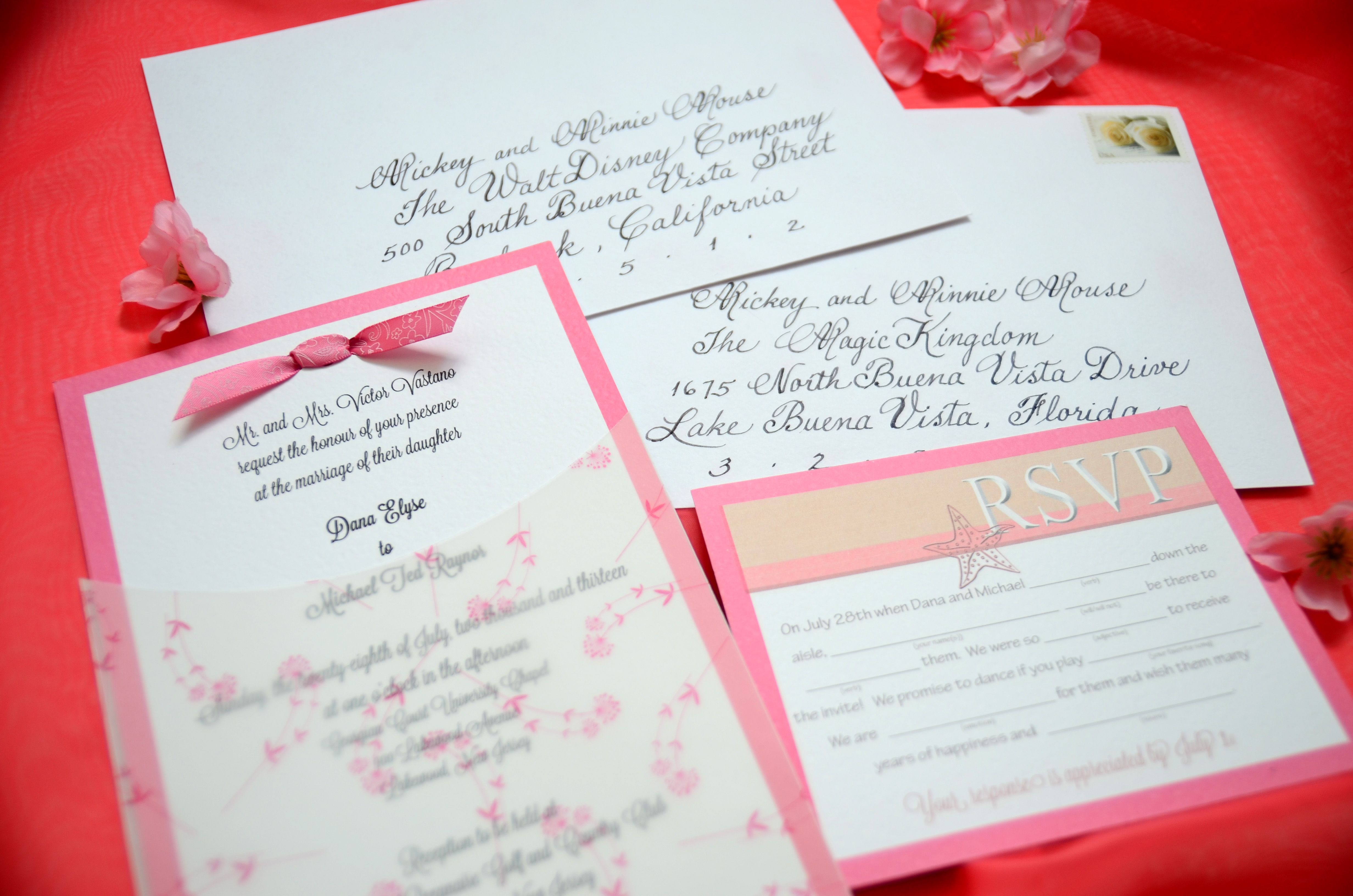 Extra Wedding Invitations? Invite These Celebrities to Get Signed ...