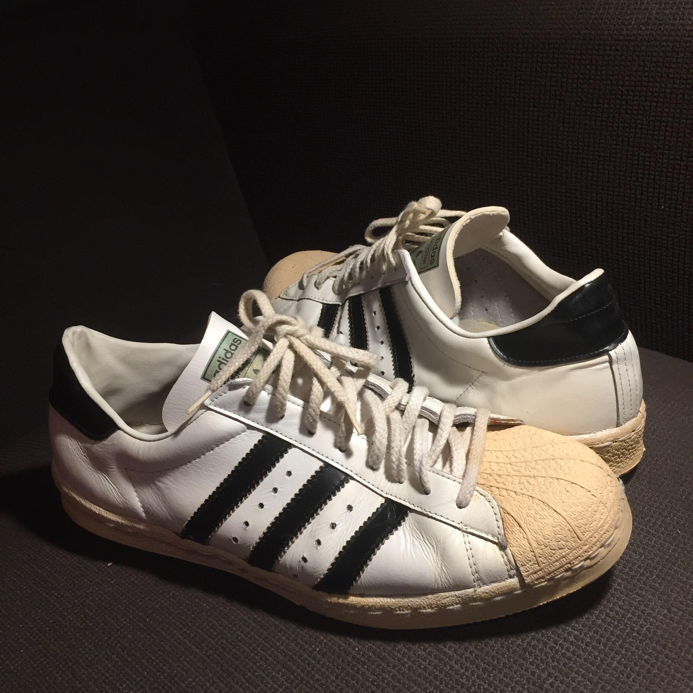 True Vintage Adidas Superstar 1972