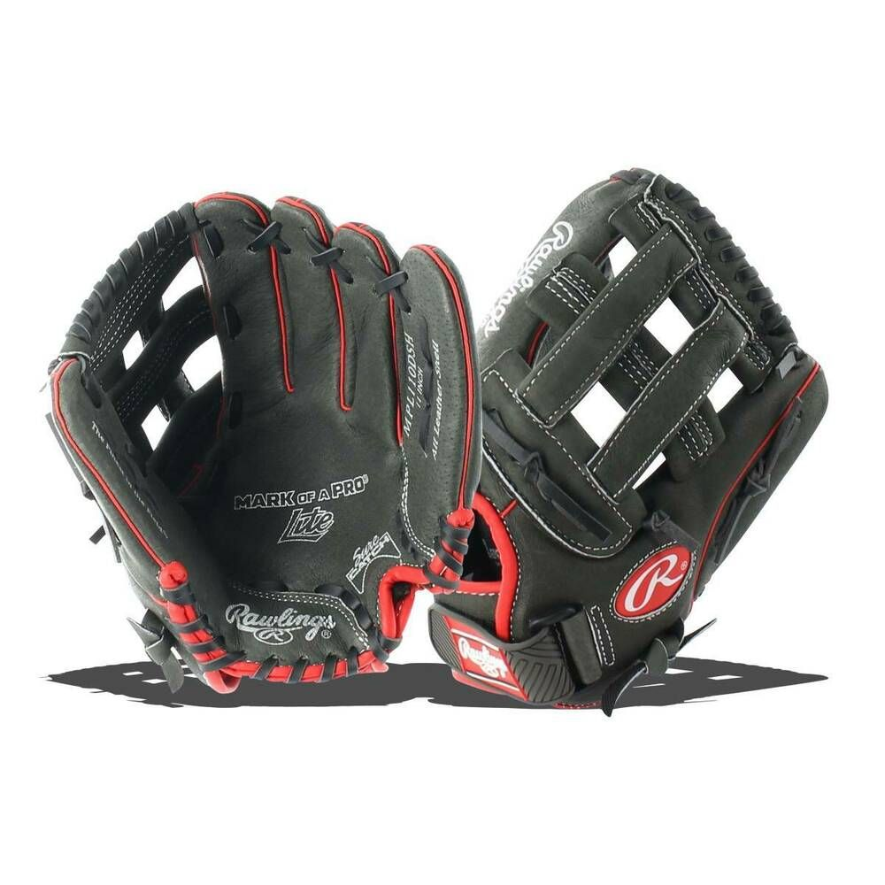 Advertisement Ebay Rawlings Mark Of A Pro Lite 11 Youth Baseball Glove Bat Left Hand Thrower Baseball Glove Rawlings Baseball Mitt