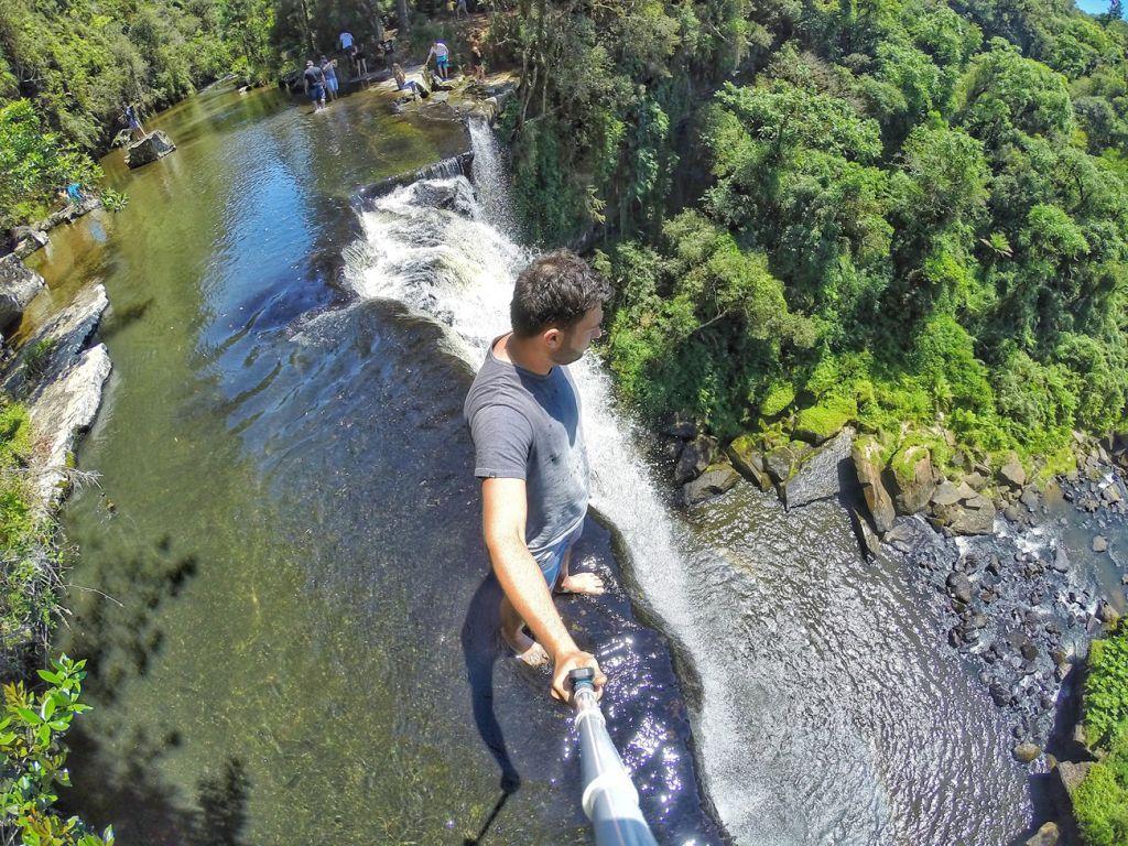 Cachoeira Formosa Rio Dos Cedros Santa Catarina Com Imagens
