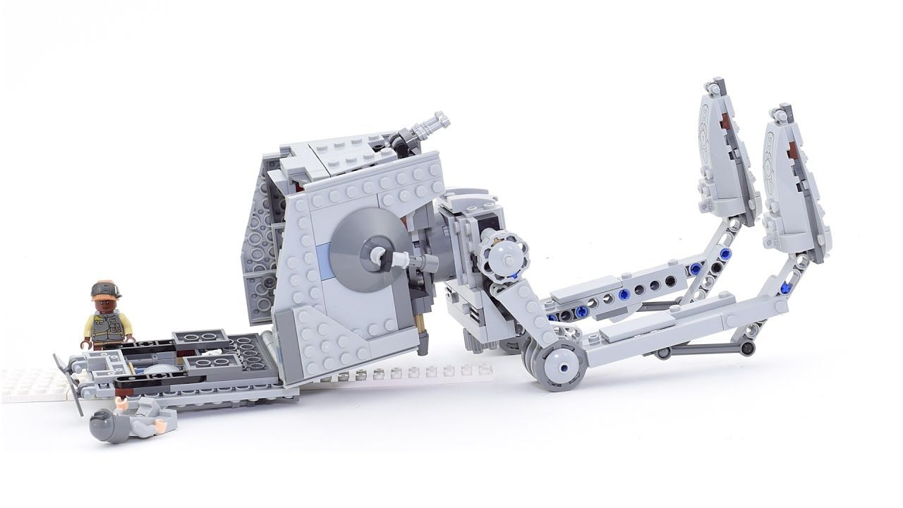 Super Smooth lego build - Film based on 75153 ATST Walker - stop motion ...