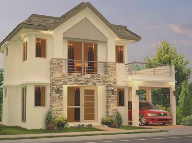 17 Modelos de casas de dos pisos modernas