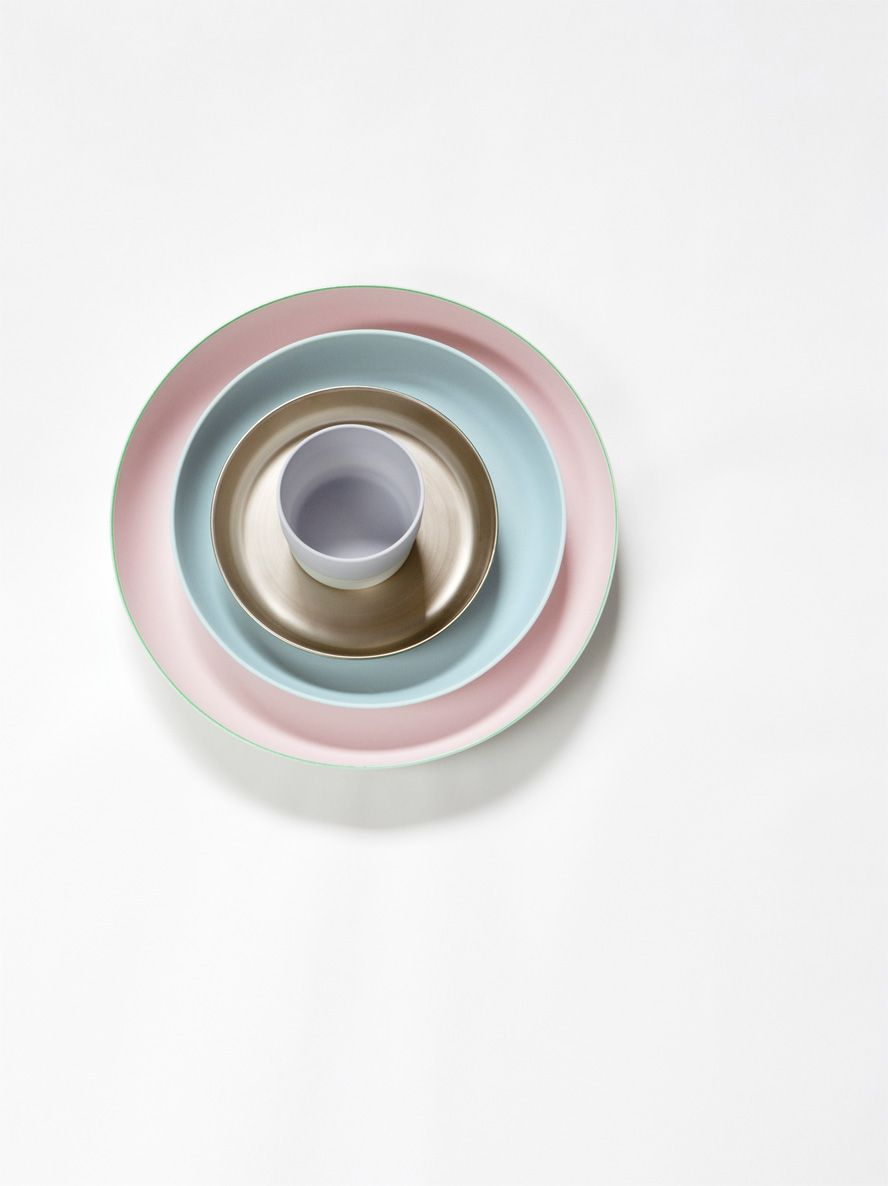 Scholten + Baijings | Coloured Porcelain