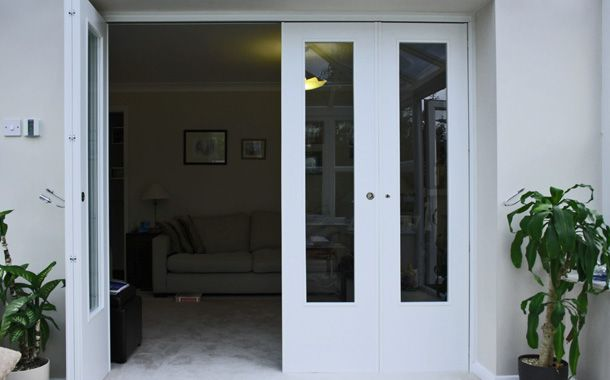 A range of high quality, made to measure bi fold doors. No bottom ...
