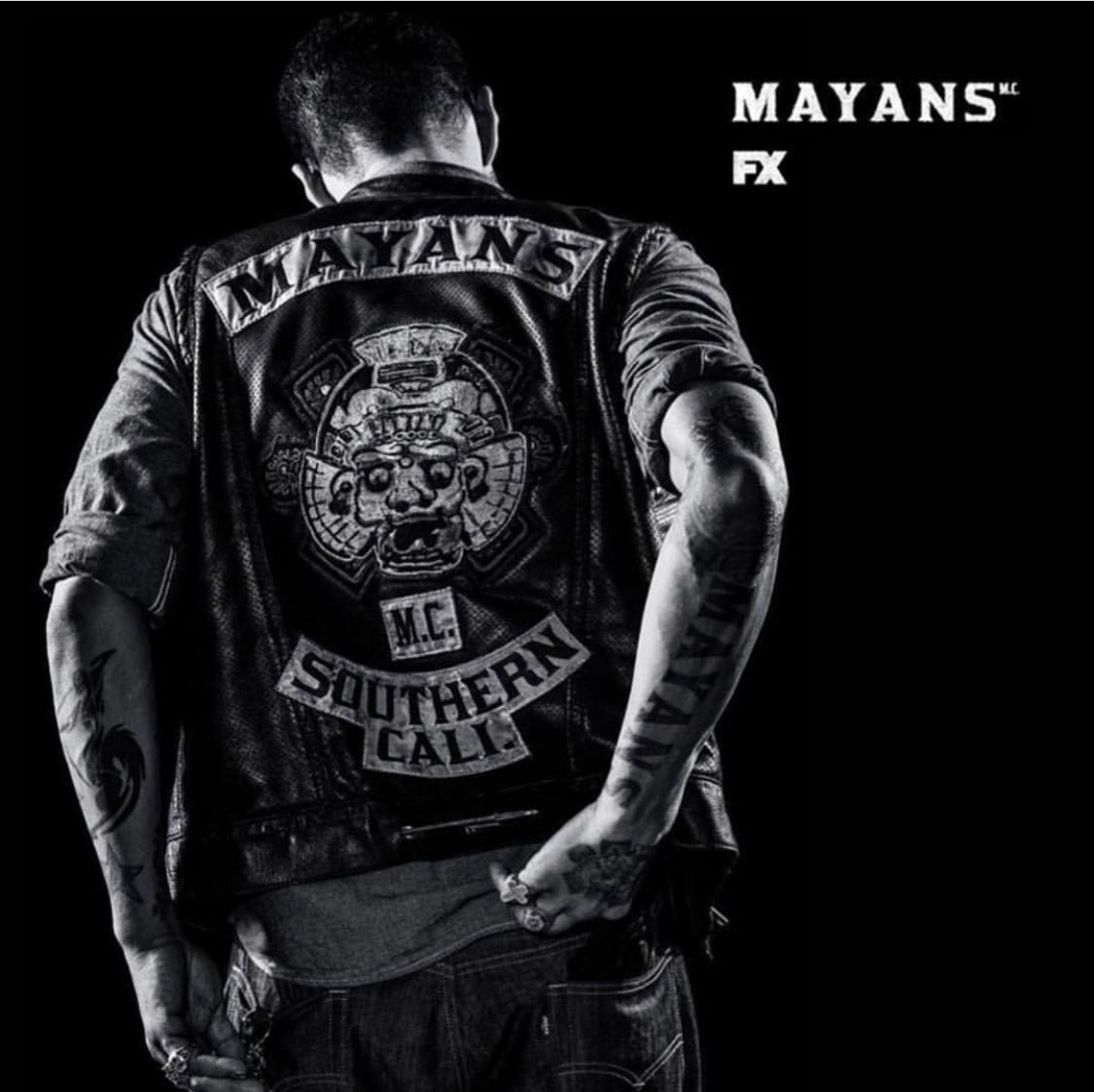 Mayans (on FX) great 1st episode! I'm along for the