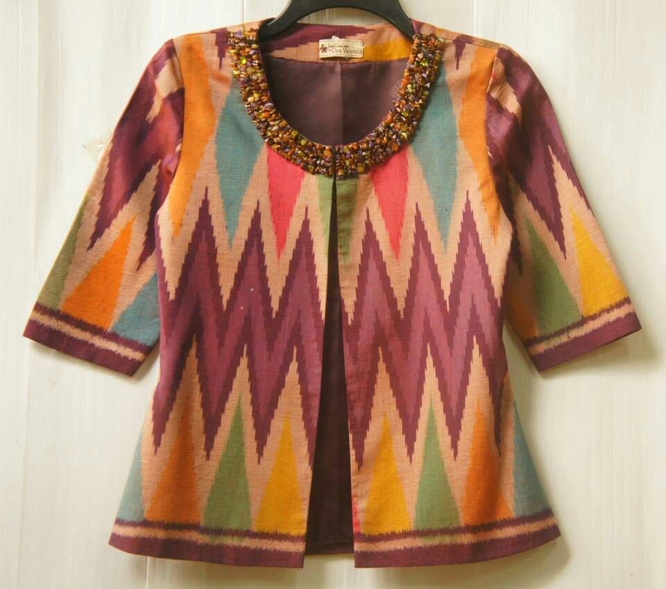 Baju Batik Tenun Bajubatik