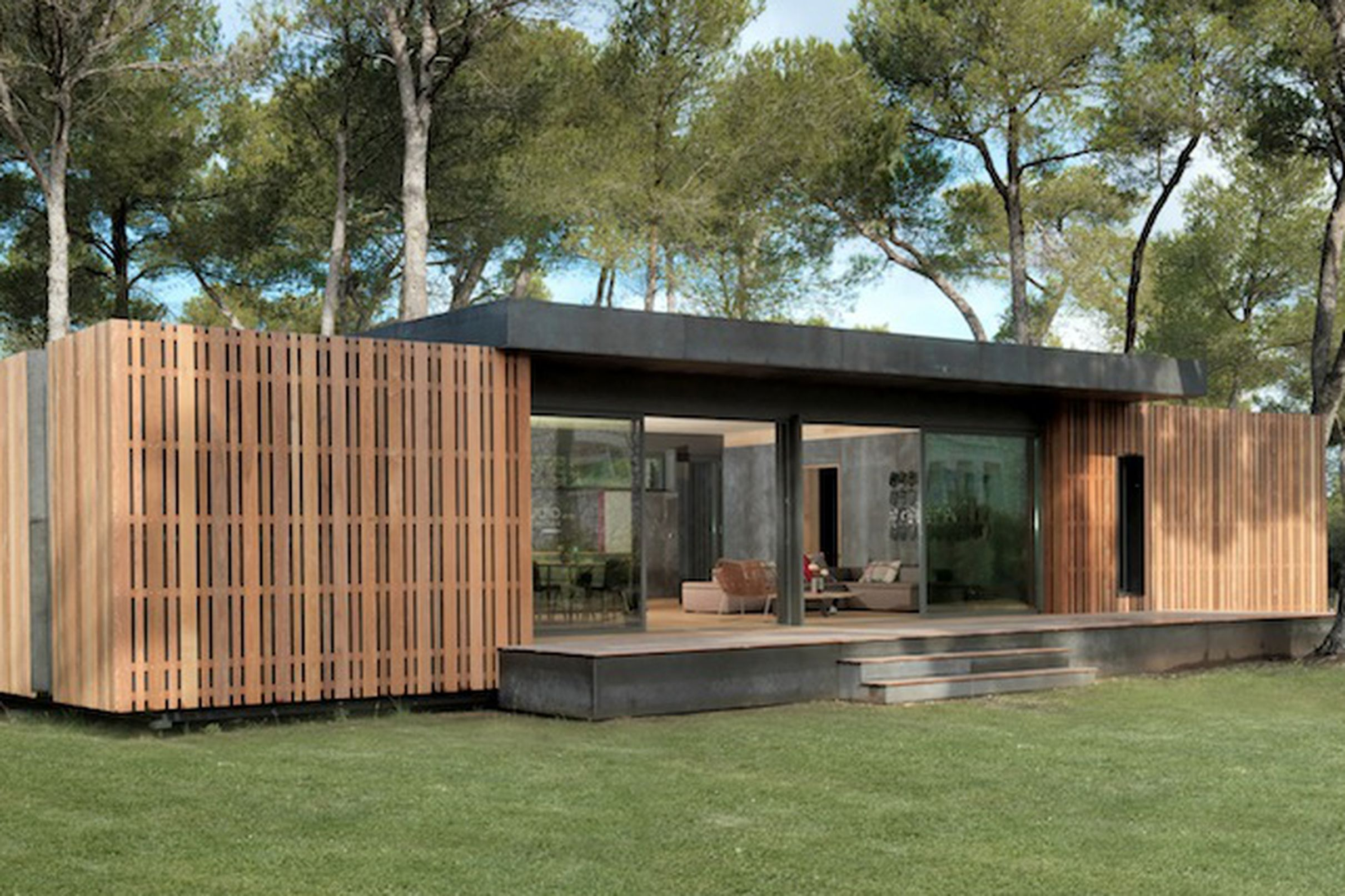 Build This Pop Up House In Four Days With Only A Screwdriver Budinki