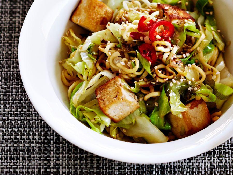 Tofu Resepti