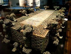 Lost-wax casting - Wikipedia, the free encyclopedia
