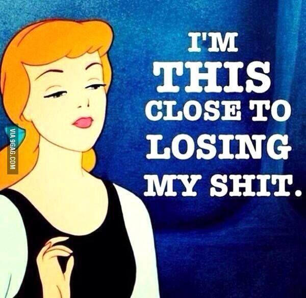 Me, in a nutshell.
