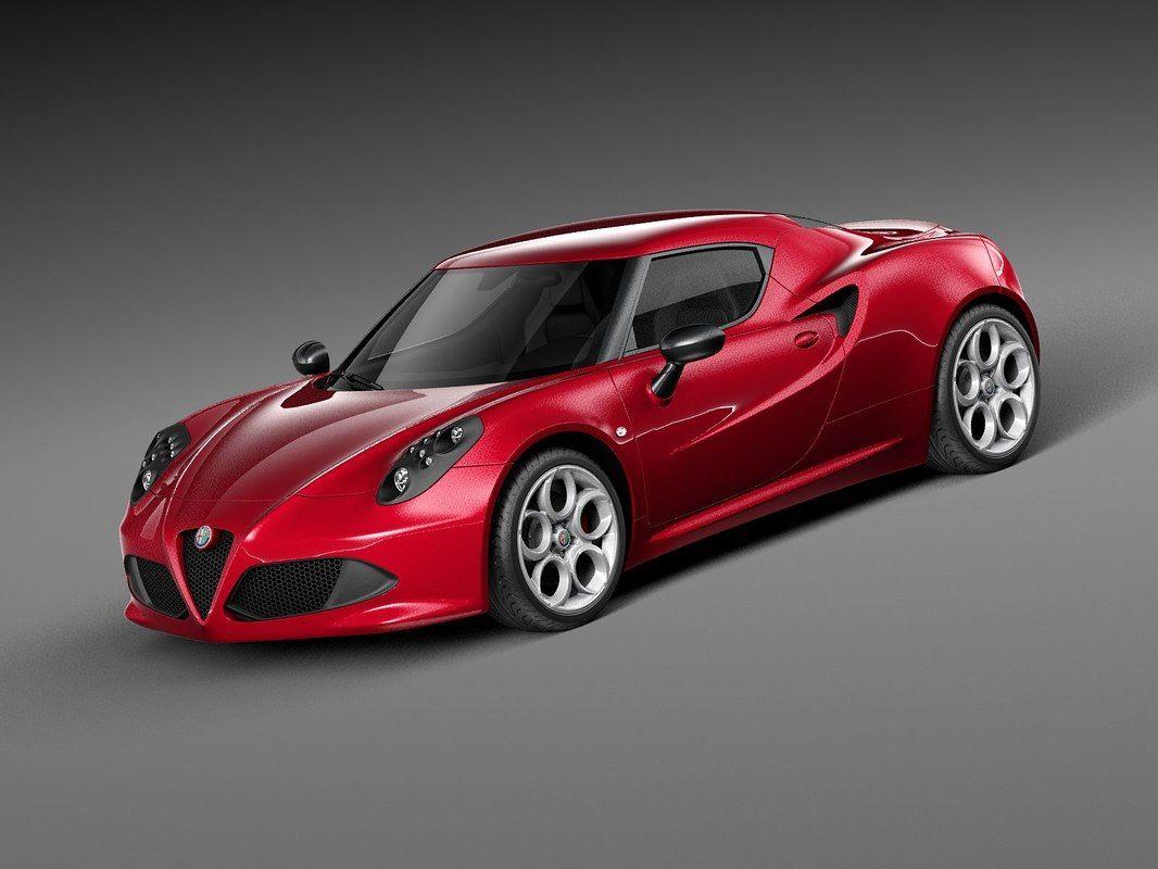 3d 2013 2014 sport coupe model Sports coupe, Alfa romeo