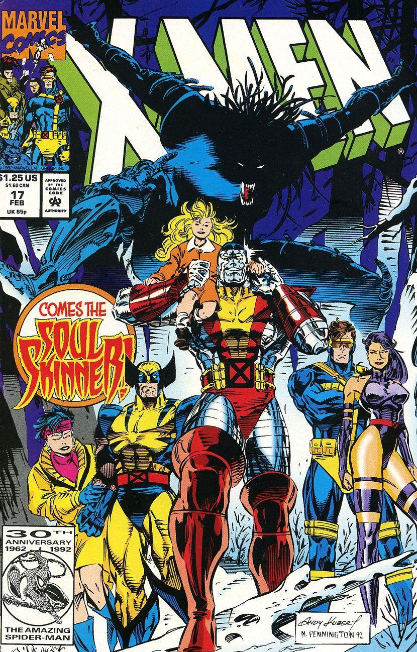 X Men 17 By Andy Kubert Mark Pennington Marvel Comics Covers Comics Comic Book Heroes