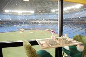 Blue Jays Rogers Centre Hotel Room View Toronto Hotels