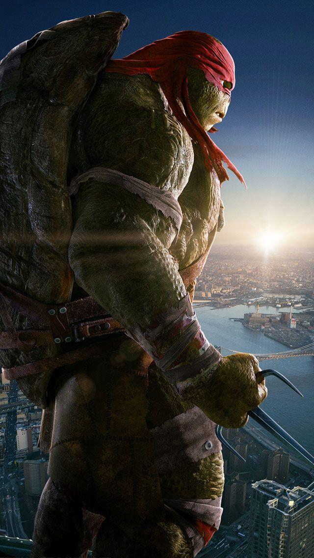 Teenage Mutant Ninja Turtles (TMNT 2014) HD Desktop