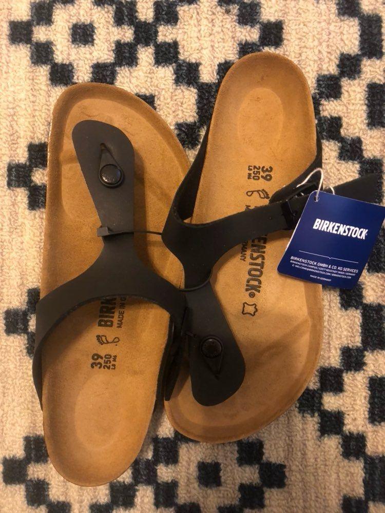 Brand New With Box Size 39 Women S 8 5 In 2019 Birkenstock Birkenstock Sandals Sandals