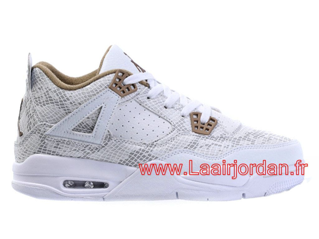 Air Jordan 4 Retro Chaussures Jordan officiel site pour homme White Snake  Preview-Jordan Officiel