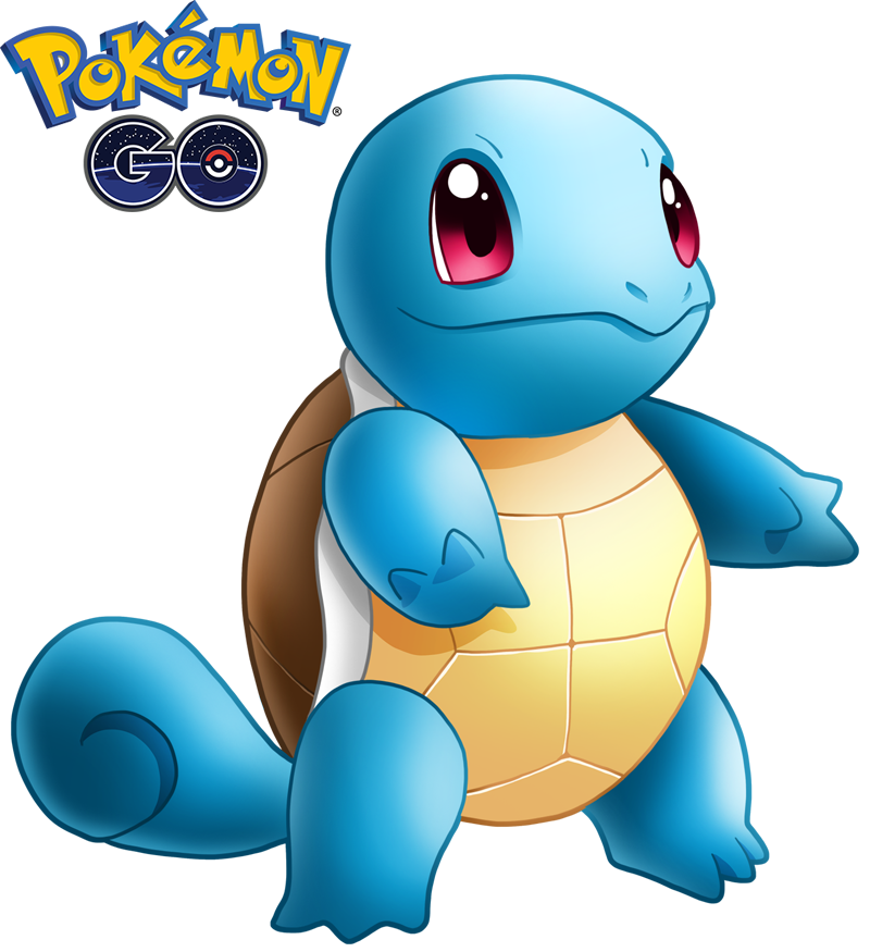 Squirtle 1 de Pokémon Go | Samu