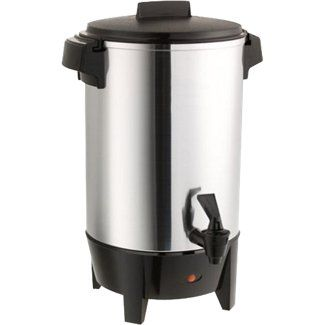 J R Express Now At Century 21 Coffee Urn 30 Cup Coffee Maker Percolator Coffee