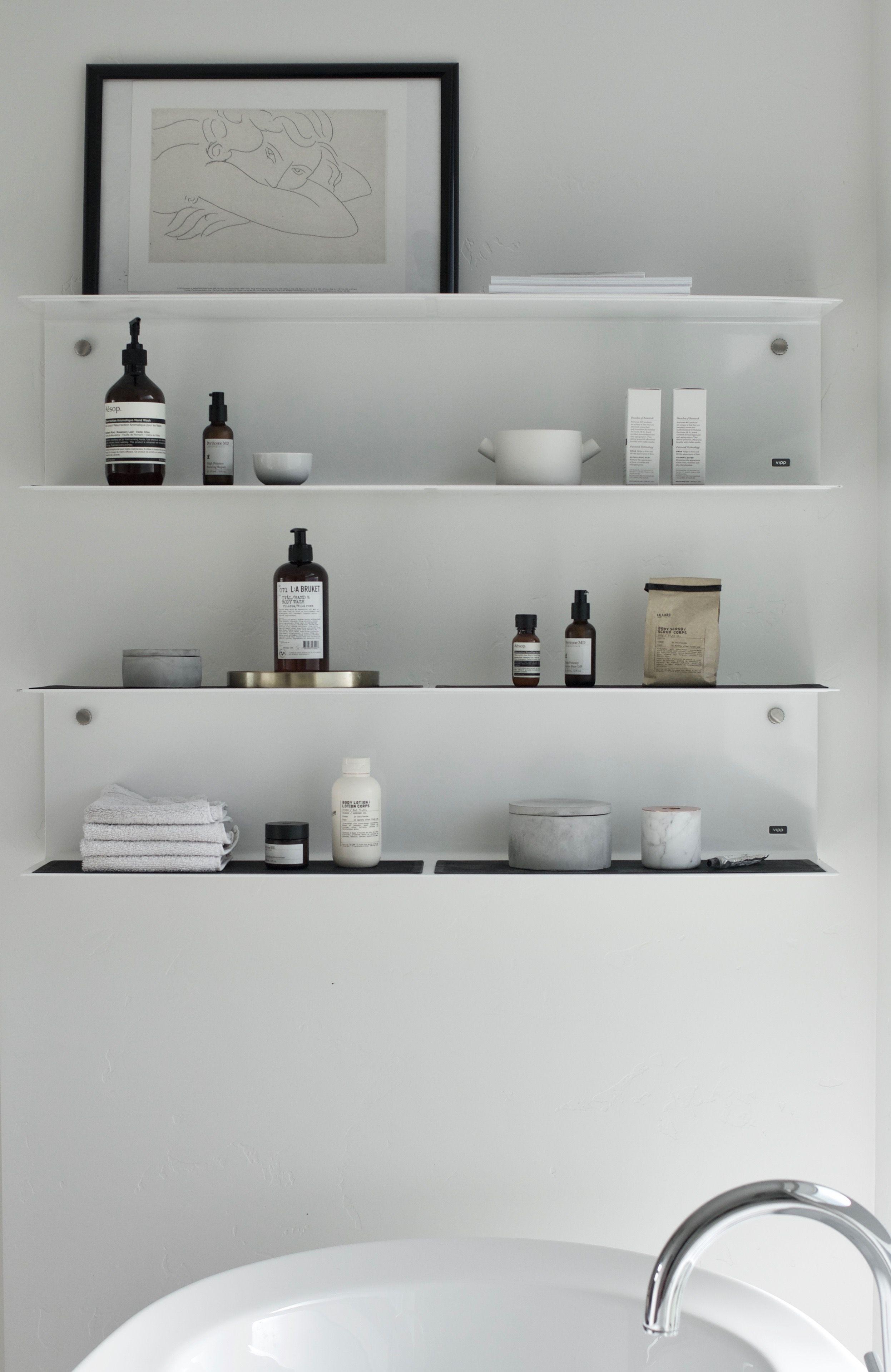 Vipp In Kenziepoo Home La Petite Bathroom Decor Neutral Bathroom Decor Bathroom