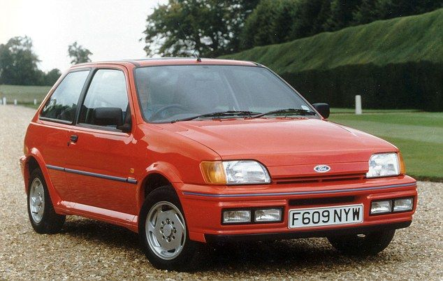 Ten Best Selling Cars Of All Time In Britain Revealed Hot Hatch