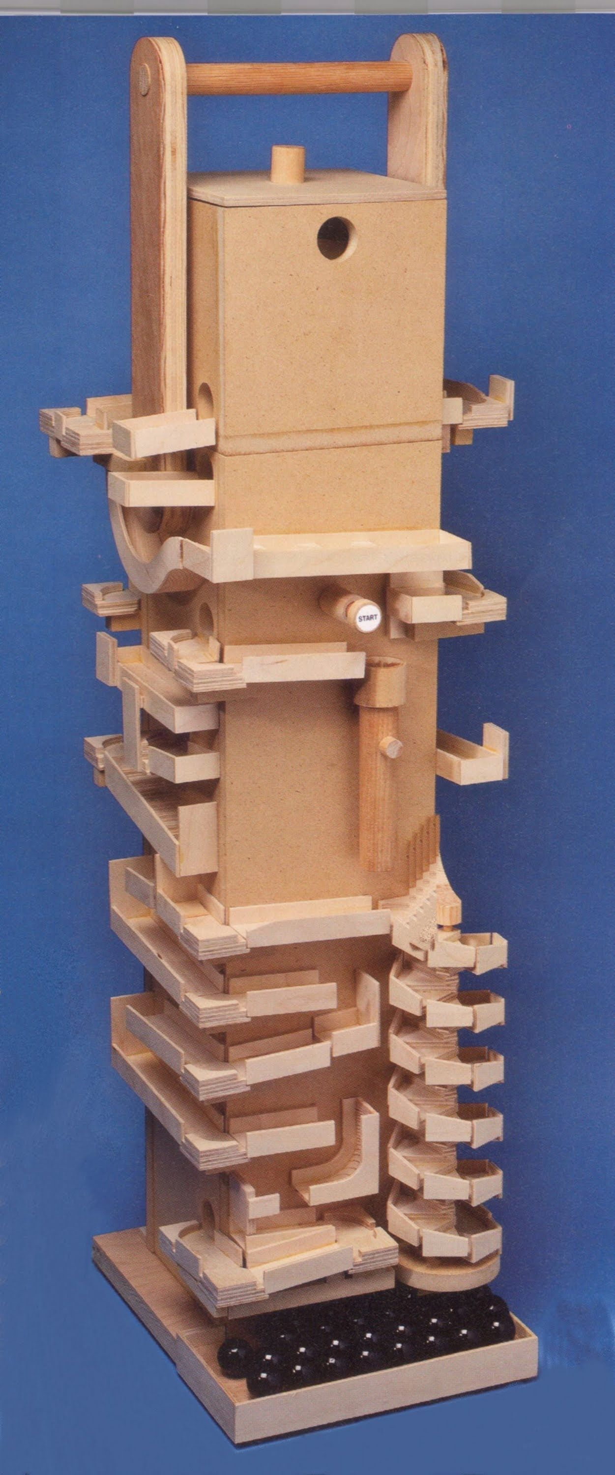 Marble Machine 4 Marble Machine Marble Toys
