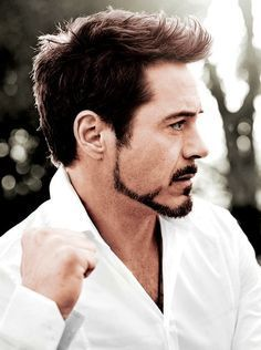 Peachy Tony Stark Beard Styles Robert Downey Jr Downey Junior Tony Stark Natural Hairstyles Runnerswayorg