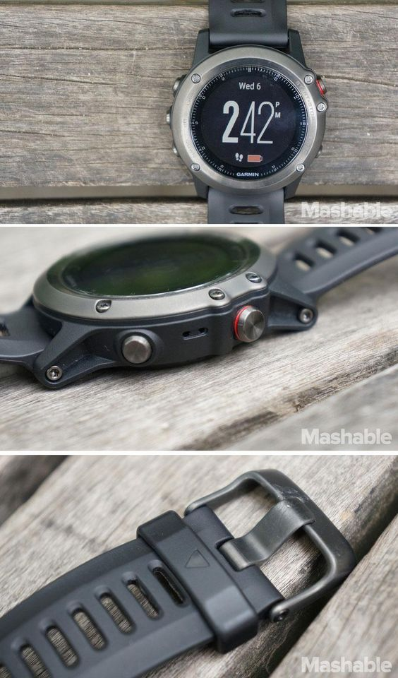 The Garmin Fenix 3 is a jam-packed sports watch for extreme athletes