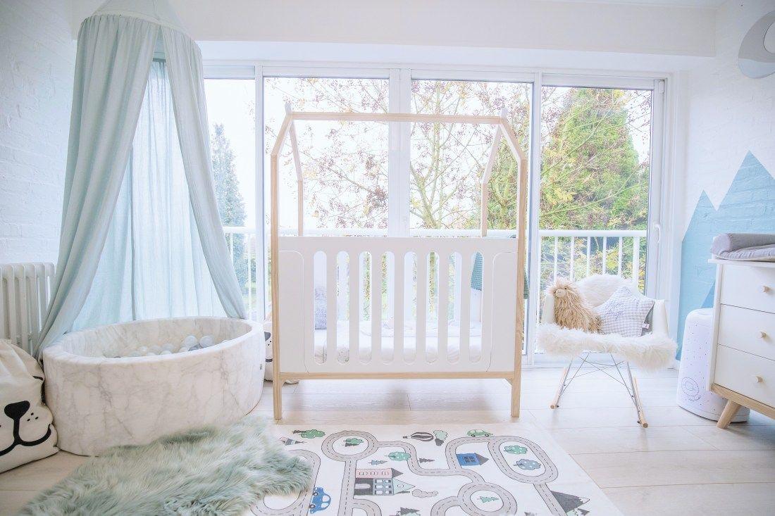 La Chambre De Baby Owen Decoration Chambre Bebe Garcon Deco