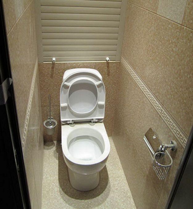 Фото дизайна маленького туалета в квартире