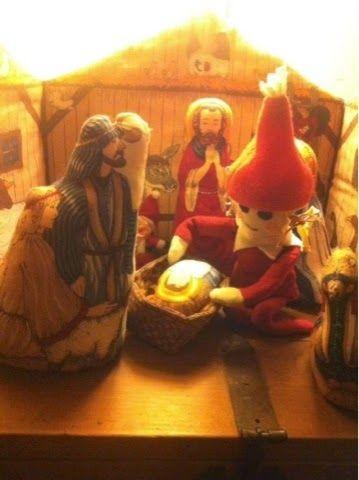 Darcy's Journal: Elf on the Shelf 2014
