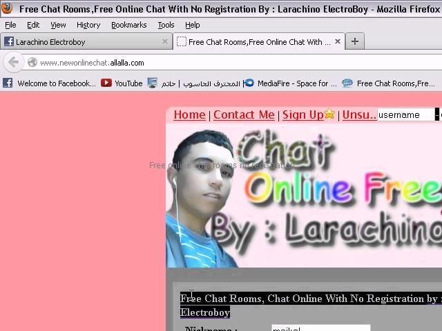 Free chat rooms no sign up no