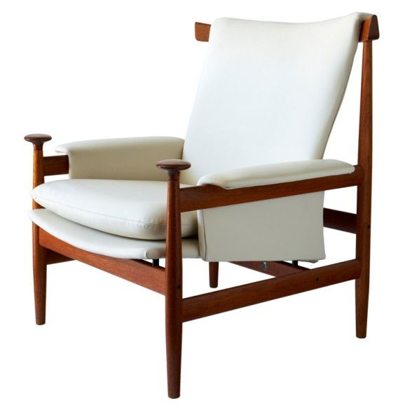 finn juhl bwana chair for france sons 1962 chaired