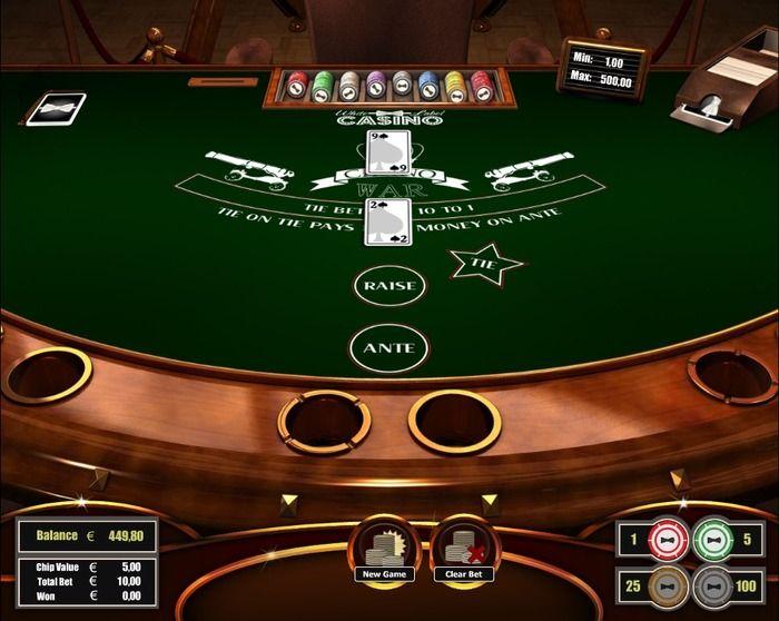 Simple casino games empress casino in joliet il