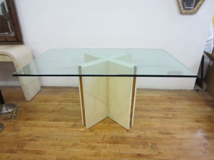 The Popularity of Glass Top Dining Table Bases Nowadays ...