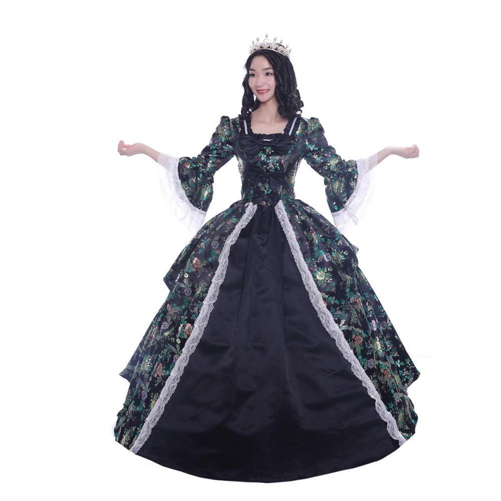 Pin On Oem Classic Lolita Victorian Medieval Dress Ball Gown Women S Girls Satin Cosplay Costumes Champagne Golden Lolita Sleeveless [ 1000 x 1000 Pixel ]