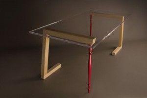 Tablette bureau ikea bureau treteau élégant mignon plateau bureau