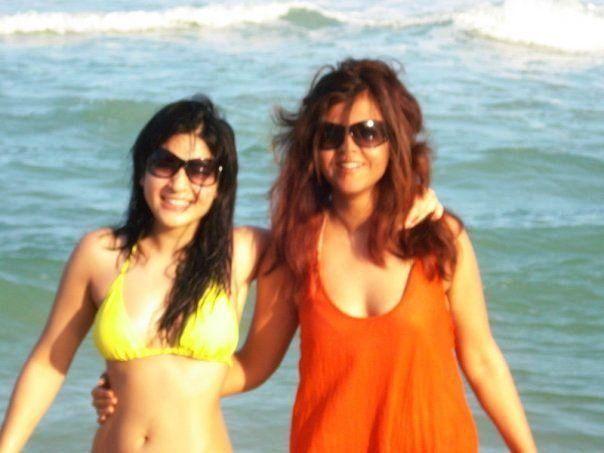 ayeesha pakistani actress nude - Pakistani Actress and Model Maria Wasti and Ayesha Umer Photos in Bikni