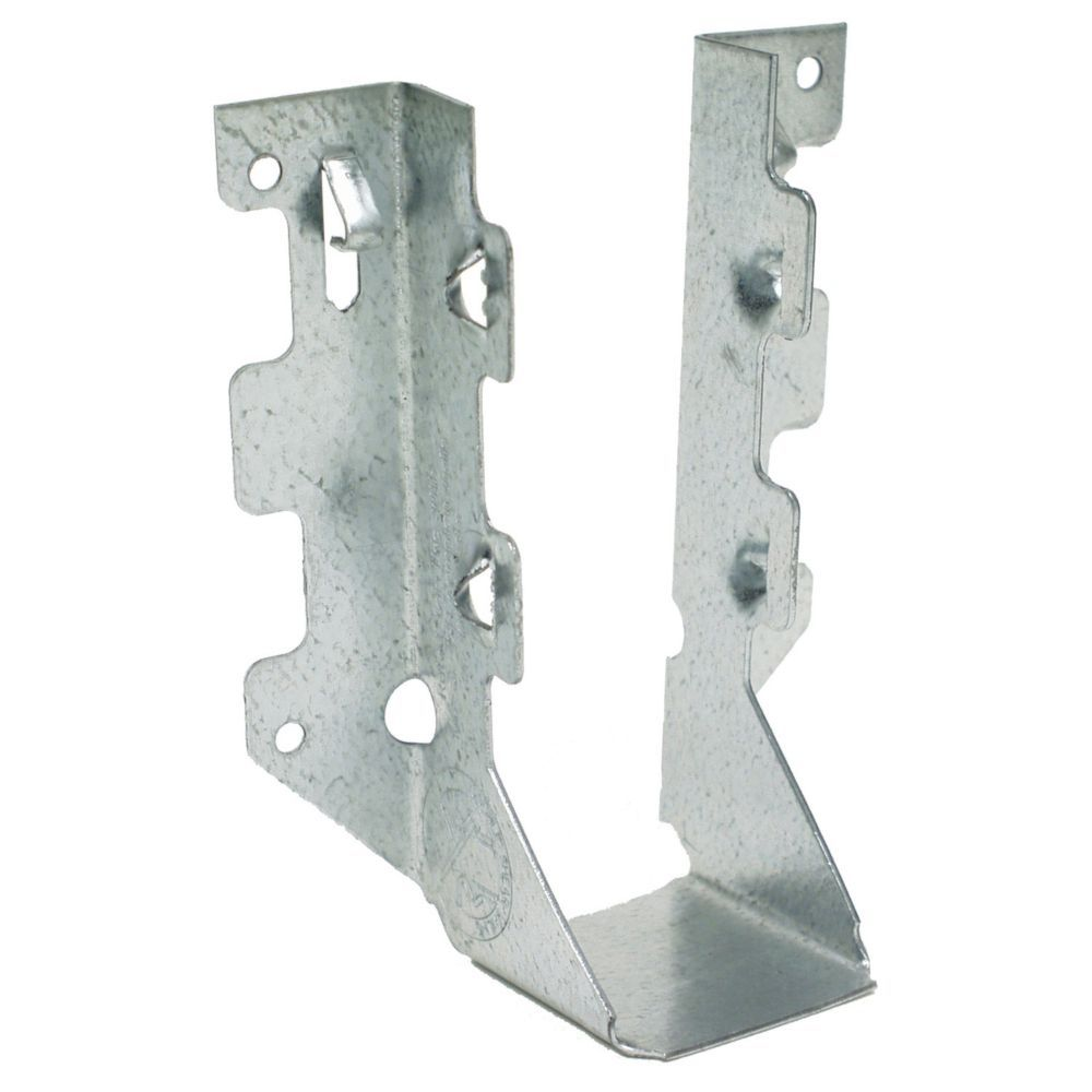 Joist hanger zmax 2 inch x 6 inch carton of 100
