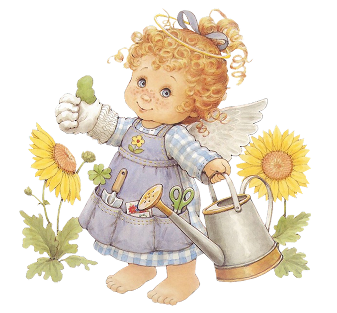 Cute 3D Little Angel Clipart | angel | Pinterest | Angel and 3d