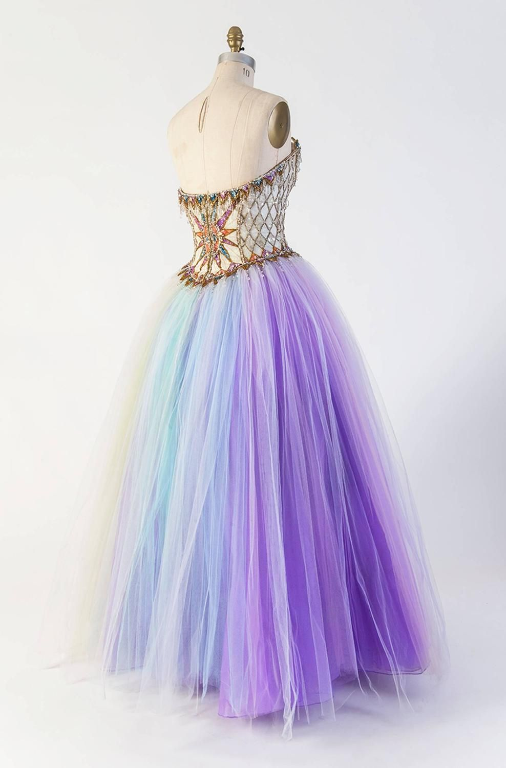 Bob Mackie Couture Gown Worn By Angelina Jolie For The Film, Gia ...