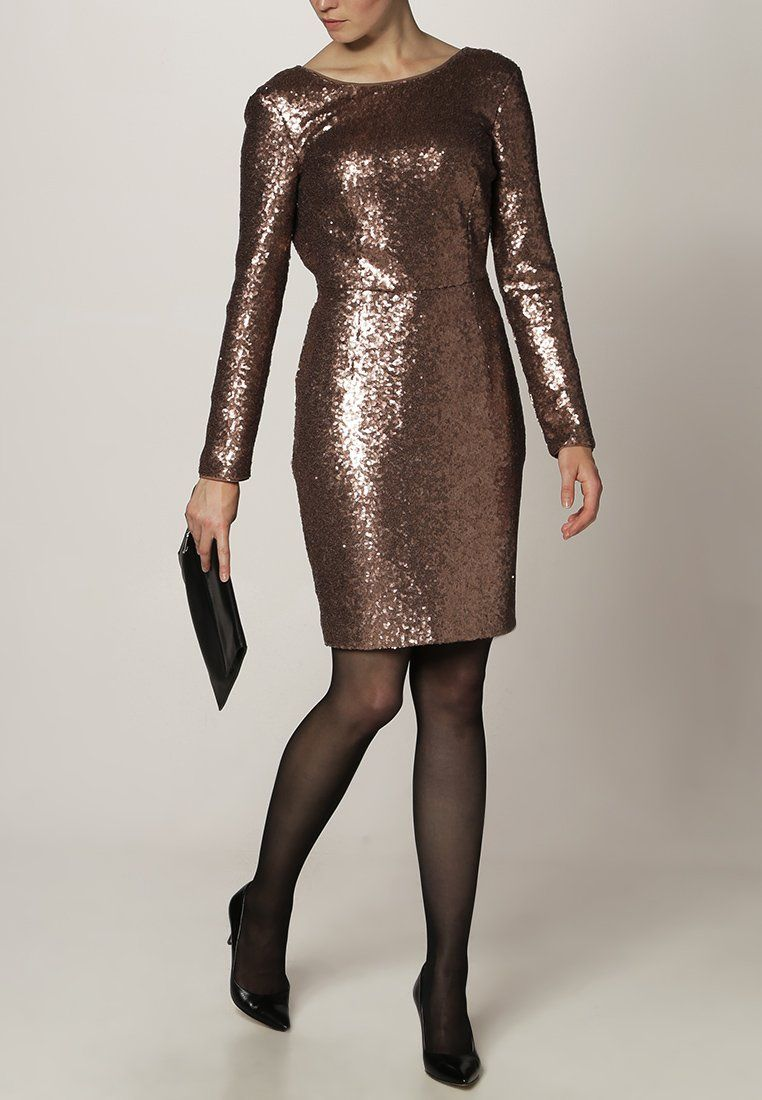 mint&berry - Cocktailkleid / festliches Kleid - nude | Fashion ...