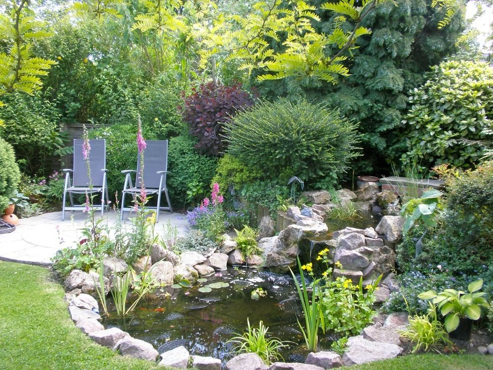 English garden building english gardens in small places for English garden pool