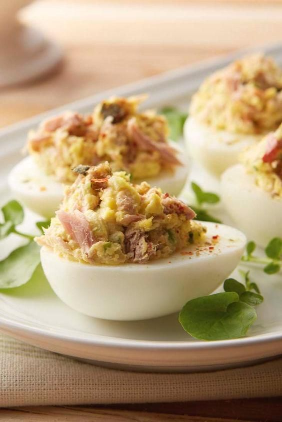 Put A Twist On The Classic Rendition Of Deviled Eggs And