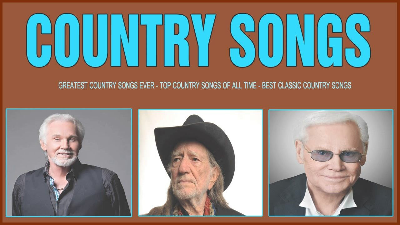 Greatest Country Songs Ever - Best Classic Country Songs - Old ...