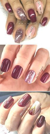 burgundy definitely designs nails newest should in