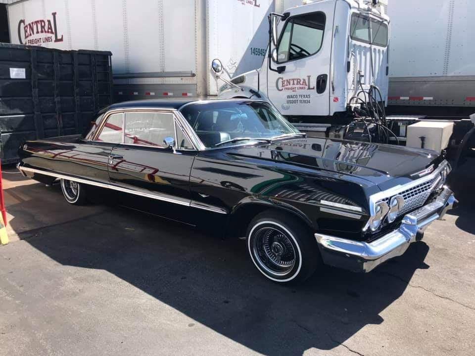 Pin On 1963 Chevrolet Ss Impala Ht