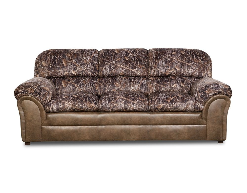 Best Simmons Camouflage Sofa 6153Sofa By United Furniture Ind 400 x 300