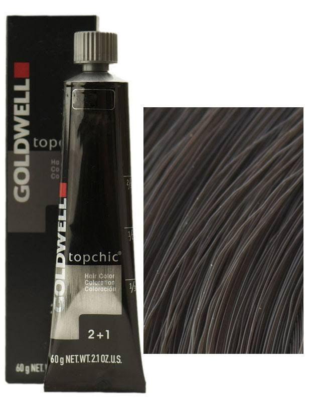 Goldwell Topchic 6SB Silver Brown | Hair hair hair | Pinterest