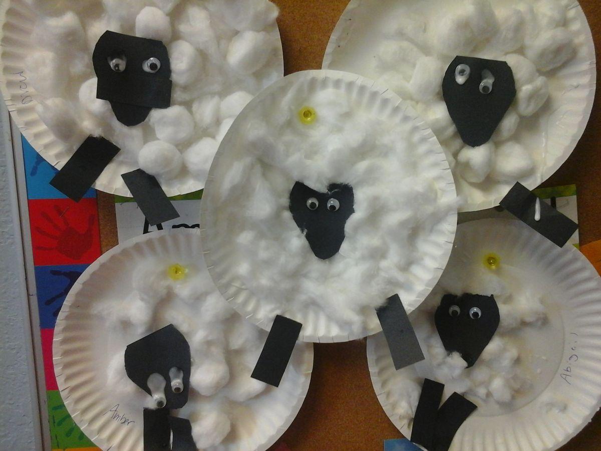 Petting Zoo Craft Idea