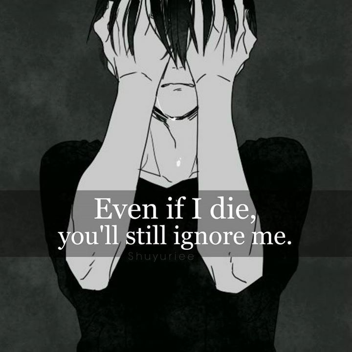Dark Quotes About Depression: Feel The Pain :D
